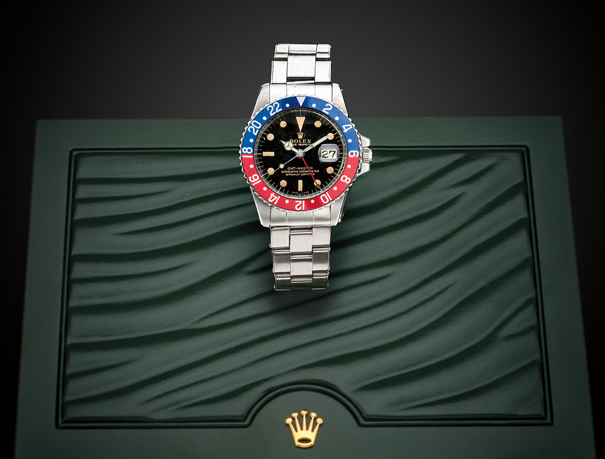 Rolex Oyster Perpetual GMT-Master