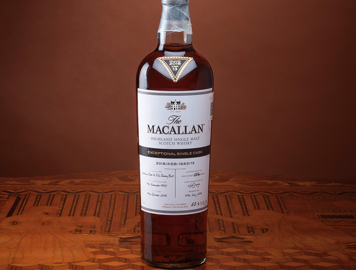 The Macallan Exceptional Single Cask 1950